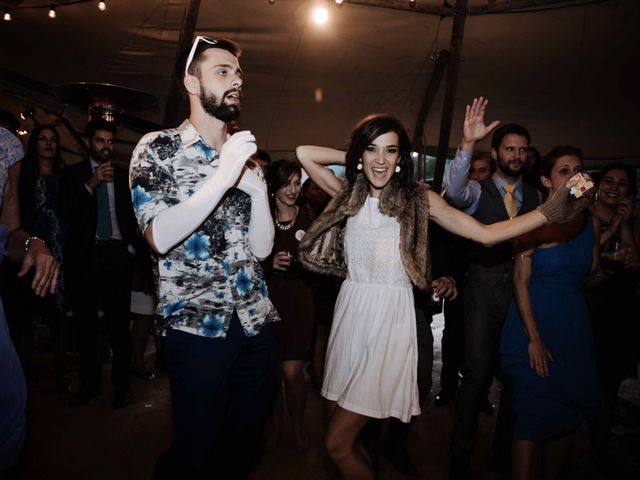La boda de Nacho y Taty en Rascafria, Madrid 575