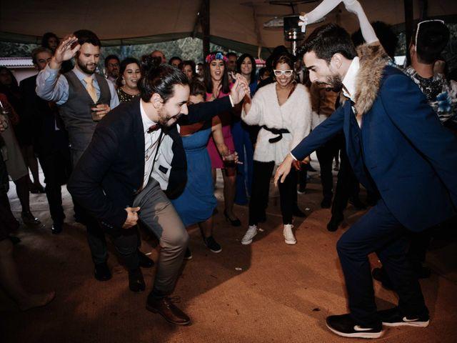 La boda de Nacho y Taty en Rascafria, Madrid 576
