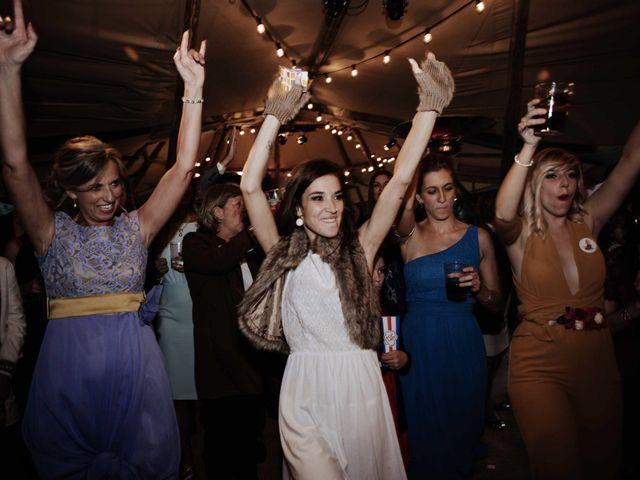 La boda de Nacho y Taty en Rascafria, Madrid 578