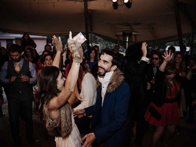 La boda de Nacho y Taty en Rascafria, Madrid 580