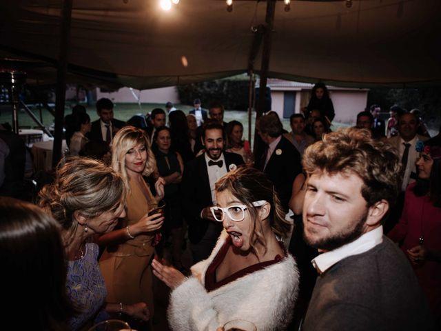 La boda de Nacho y Taty en Rascafria, Madrid 581