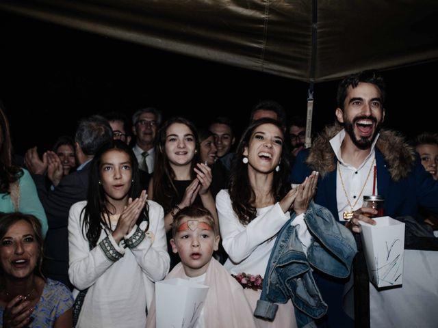 La boda de Nacho y Taty en Rascafria, Madrid 583