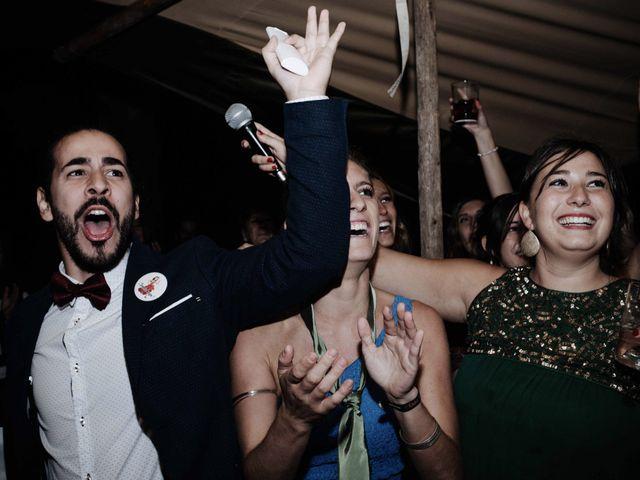 La boda de Nacho y Taty en Rascafria, Madrid 584
