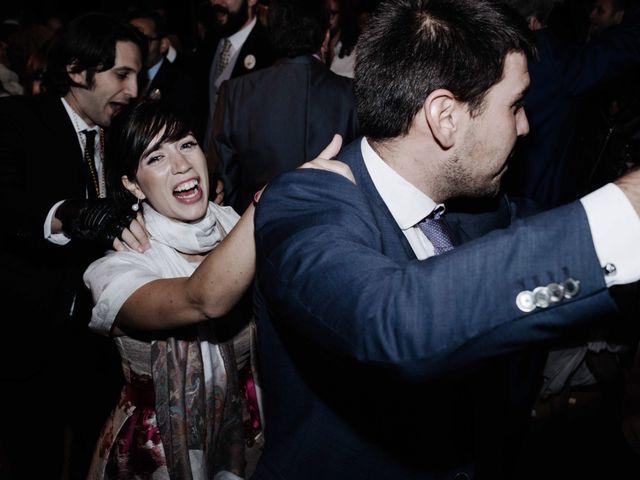 La boda de Nacho y Taty en Rascafria, Madrid 586