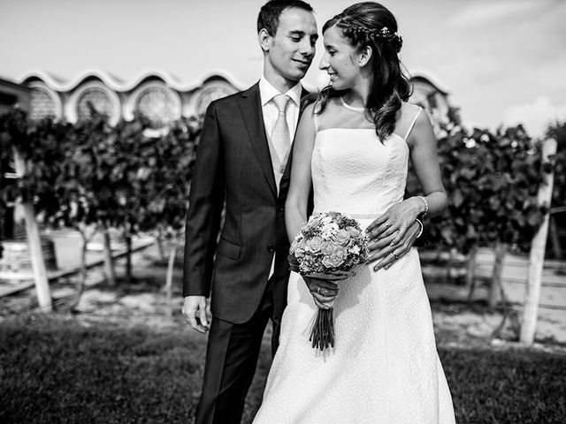 La boda de Marta y Robert