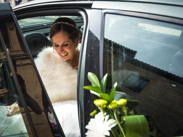 La boda de Omar y Davinia  en Santo Domingo De La Calzada, La Rioja 5
