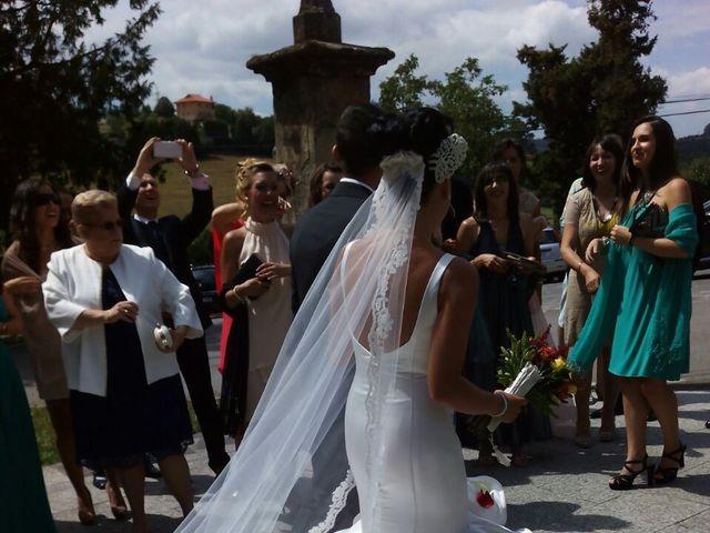 La boda de JAVI y VERO en Gijón, Asturias 3