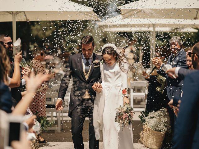 La boda de Pablo y Cristina  en Martos, Jaén 1
