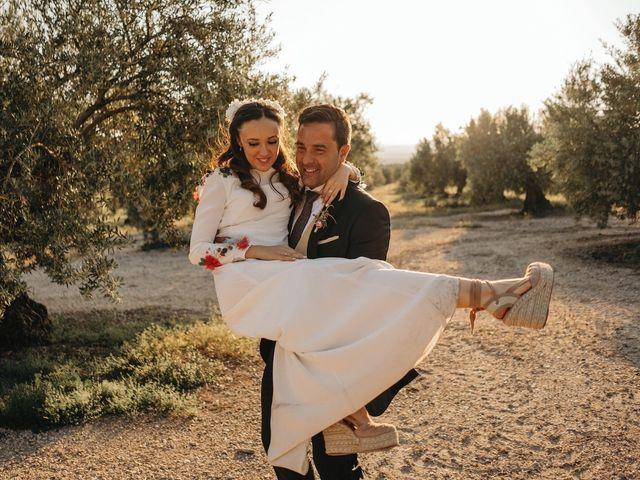 La boda de Pablo y Cristina  en Martos, Jaén 2