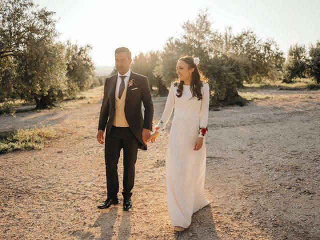 La boda de Pablo y Cristina  en Martos, Jaén 4