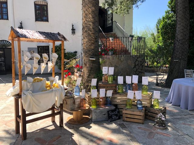 La boda de Pablo y Cristina  en Martos, Jaén 6