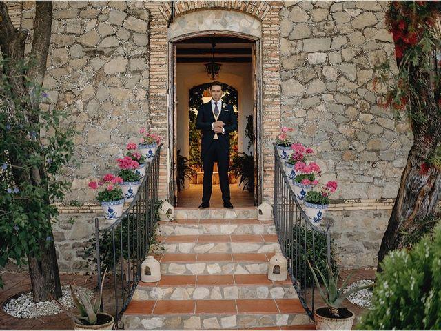 La boda de Pablo y Cristina  en Martos, Jaén 17