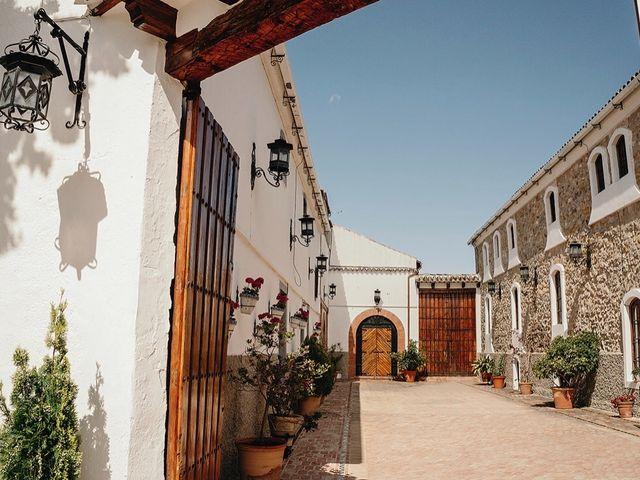La boda de Pablo y Cristina  en Martos, Jaén 28
