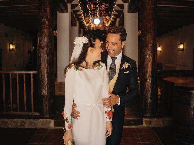 La boda de Pablo y Cristina  en Martos, Jaén 35