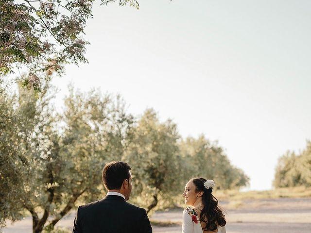 La boda de Pablo y Cristina  en Martos, Jaén 36