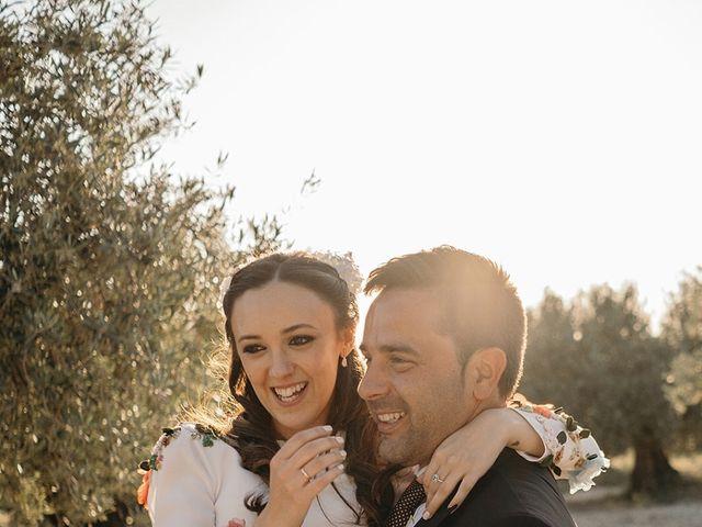 La boda de Pablo y Cristina  en Martos, Jaén 37