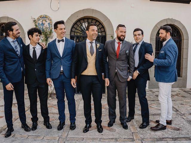 La boda de Pablo y Cristina  en Martos, Jaén 45