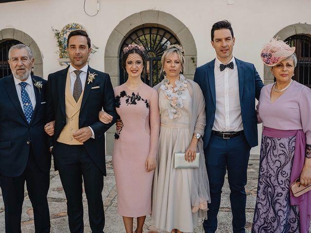 La boda de Pablo y Cristina  en Martos, Jaén 46