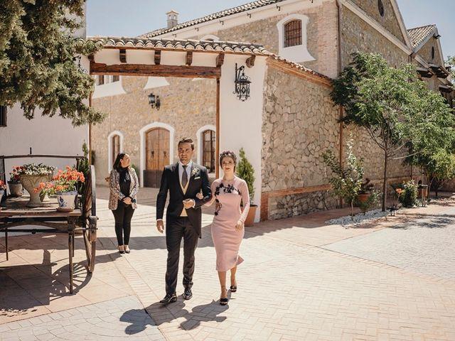 La boda de Pablo y Cristina  en Martos, Jaén 59
