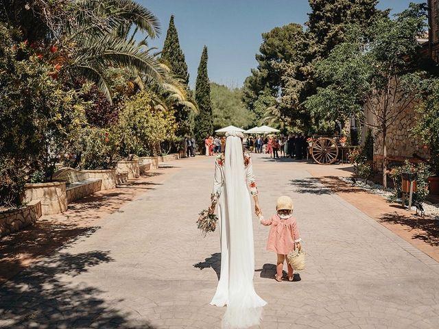 La boda de Pablo y Cristina  en Martos, Jaén 61