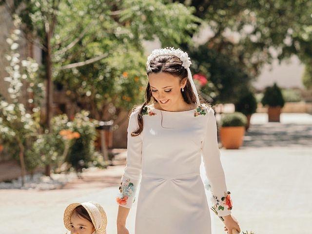 La boda de Pablo y Cristina  en Martos, Jaén 62