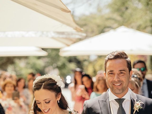 La boda de Pablo y Cristina  en Martos, Jaén 63