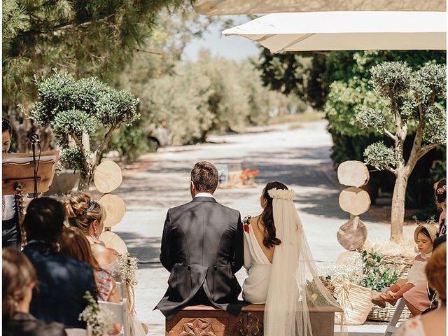 La boda de Pablo y Cristina  en Martos, Jaén 65