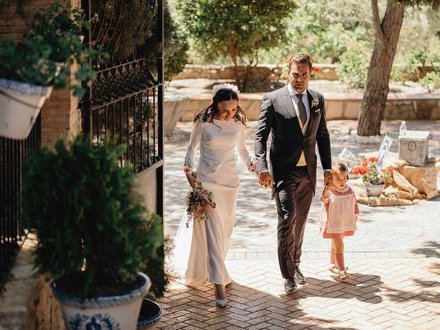 La boda de Pablo y Cristina  en Martos, Jaén 68