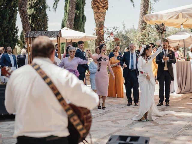 La boda de Pablo y Cristina  en Martos, Jaén 72