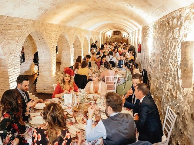 La boda de Pablo y Cristina  en Martos, Jaén 77