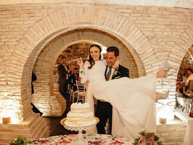 La boda de Pablo y Cristina  en Martos, Jaén 78