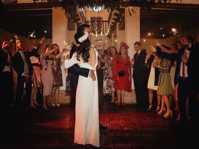 La boda de Pablo y Cristina  en Martos, Jaén 81