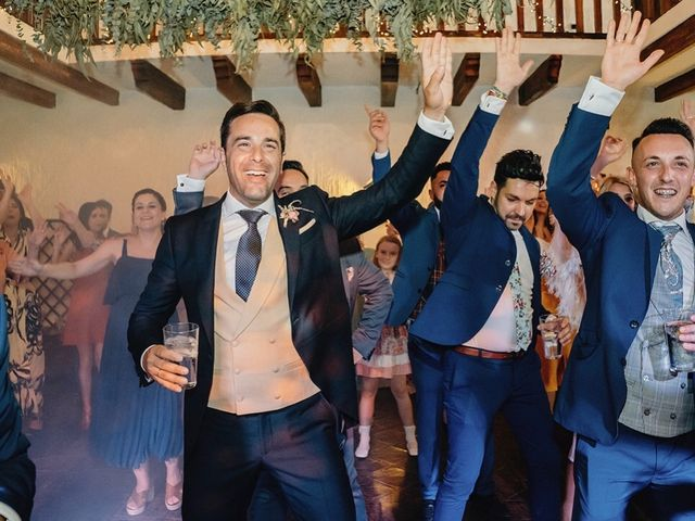 La boda de Pablo y Cristina  en Martos, Jaén 85