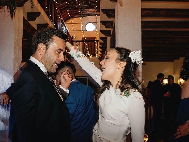 La boda de Pablo y Cristina  en Martos, Jaén 88