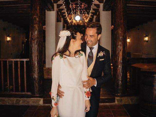 La boda de Pablo y Cristina  en Martos, Jaén 90