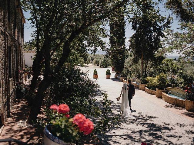La boda de Pablo y Cristina  en Martos, Jaén 91