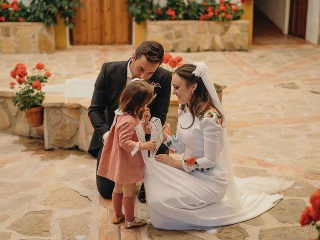 La boda de Pablo y Cristina  en Martos, Jaén 94