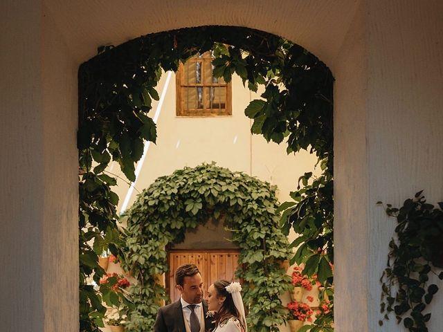 La boda de Pablo y Cristina  en Martos, Jaén 96