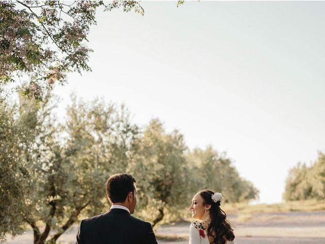 La boda de Pablo y Cristina  en Martos, Jaén 97