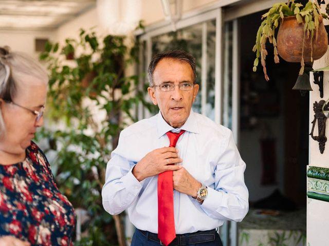 La boda de Carlos y Itziar en Valdemorillo, Madrid 24