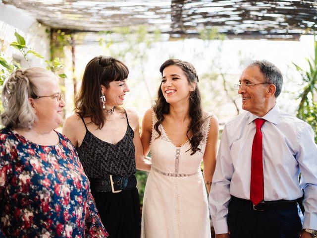 La boda de Carlos y Itziar en Valdemorillo, Madrid 32