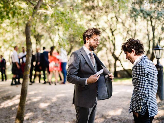 La boda de Carlos y Itziar en Valdemorillo, Madrid 37