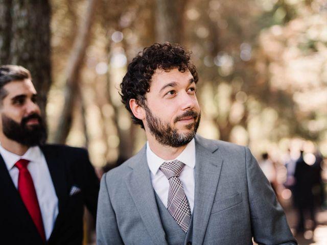 La boda de Carlos y Itziar en Valdemorillo, Madrid 38