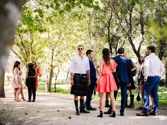 La boda de Carlos y Itziar en Valdemorillo, Madrid 39