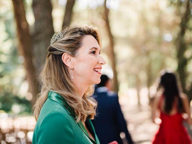 La boda de Carlos y Itziar en Valdemorillo, Madrid 44