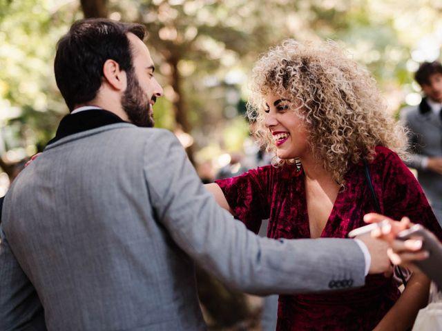 La boda de Carlos y Itziar en Valdemorillo, Madrid 47