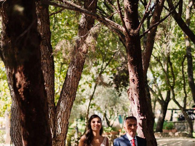 La boda de Carlos y Itziar en Valdemorillo, Madrid 49