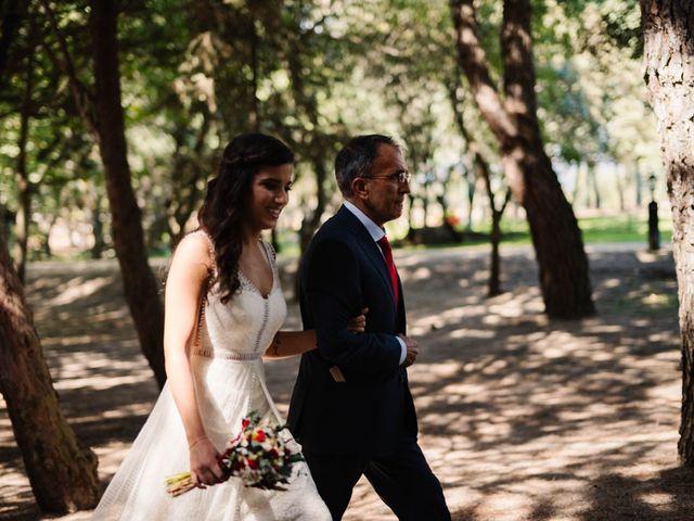 La boda de Carlos y Itziar en Valdemorillo, Madrid 50
