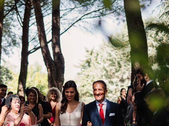 La boda de Carlos y Itziar en Valdemorillo, Madrid 52