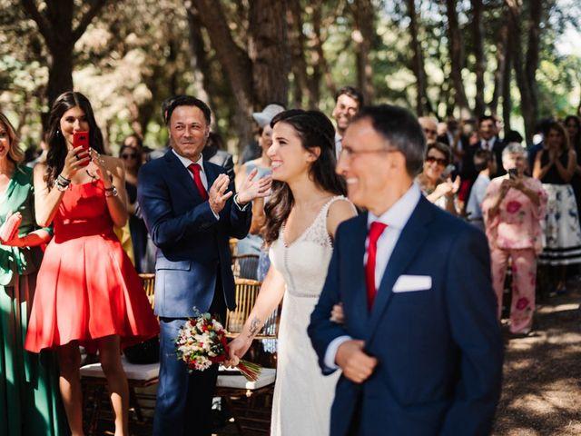 La boda de Carlos y Itziar en Valdemorillo, Madrid 53